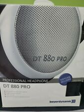 Beyerdynamic DT 880 Pro Headband Headphones - Silver/Black brand new