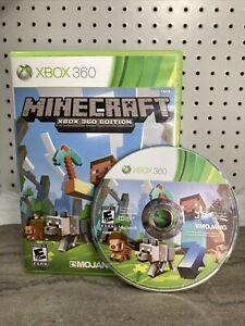 Minecraft Xbox 360 Edition Microsoft Xbox 360 Mojang Open World Builder Game