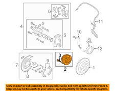 KIA OEM 11-15 Sorento-Front Wheel Hub 517503J000