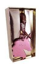COACH  21525  UNICORN Metallic Pink Leather  Ornament Bag Charm Msrp $30.00