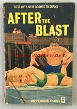 1966 After the Blast Don Holliday Evening Reader Sleaze Erotic Adult Paperback