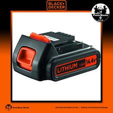BLACK+DECKER. Batteria litio 14.4V 1.5Ah - Li-Ion battery | BL1514-XJ