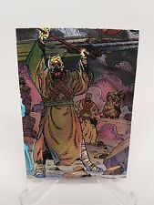 Star Wars Series 3 Etched Foil Card #17 Sand People