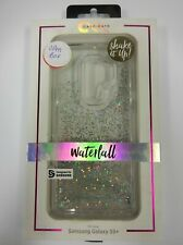 CaseMate Waterfall Series for Samsung Galaxy S9 Plus - Silver Glitter