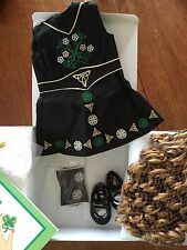 American Girl Doll Of Today Irish Dance Outfits NIB brand new Nellie Samantha