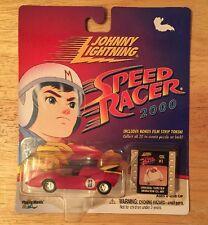 Speed Racer 2000 Cel #1 Cartoon Tv Show Car Speed Racer Jl Johnny Lightning