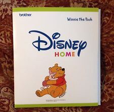Disney Winnie The Pooh Embroidery Designs Card For Brother Disney Machines