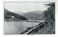 Gareg DDU - Photo Postcard c1910 T Griffiths Rhayader