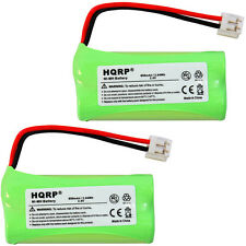 2x HQRP Battery for VTech ip8300 ip831 ip832 is6110 89-1326-00-00 89-1330-00-00