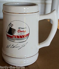 Coors light Indy car Special Edition Stein Mug Al Unser JR Team Penske