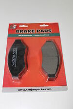 4 x trojan alko other hydraulic Disc Caliper Brake Pads for Boat or any Trailer