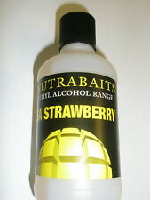 New listing Nutrabaits Boilie making Flavour 100ml Ea Strawberry