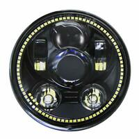 """Wisamic 5-3/4"""" 5.75"""" LED Projection Headlight for Harley-Davidson 883"""