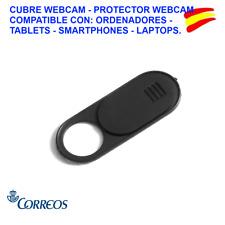 CUBRE WEBCAM - PROTECTOR WEBCAM COMPATIBLE SMARTPHONES-TABLETS-PORTATILES