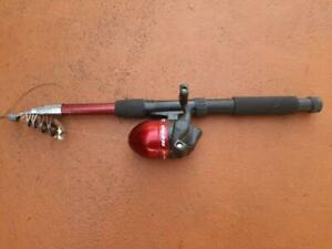 Telescopic Fly Fishing Rod & Reel, UGLY Stik  210. tackle. workshop, tools, surf
