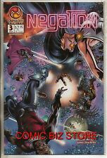 NEGATION #3 (2002) CROSS GEN COMICS