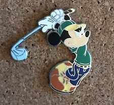 Disney Mickey Mouse Golf Sports Pin