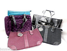 Lot 4 New Coco+Carmen BAGS PURSES Shoppers Totes NWT Patent Giselle More