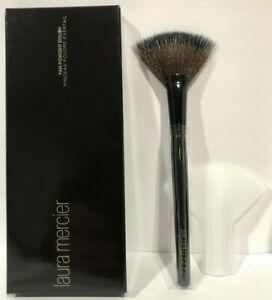 Laura Mercier Fan Powder Brush Brand New In Box