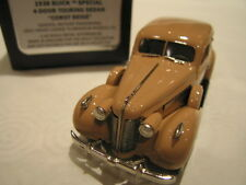 1/43 BROOKLIN BC 04 BUICK SPECIAL 4 DOOR TOURING SEDAN 1938 COROT BEIGE