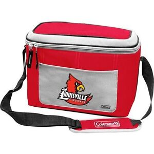 University of Louisville NCAA 30 Can Soft Sided Tote Cooler
