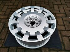 "Rolls Royce Ghost 20"" FORGED ALLOY WHEEL 6850116 Silber 8,5J x 20 Zoll . Zustand"