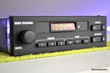Rare BMW Bavaria Digital Mono Radio Becker player 1985 for E23 E24 E28 E30 E32!
