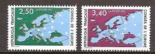 Frankrijk - 1991 - Mi. Dienst 49-50 - Postfris - CF163