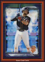 2020 Topps Transcendent Baseball Joey Bart /100 Giants