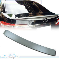 Painted for Toyota Corolla Altis Window Rear Roof Lip Spoiler 17 New ABS●