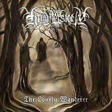 Hammerstorm - The Lonely Wanderer CD 2013 atmospheric black metal