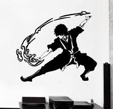 Avatar: The Last Airbender Wall Vinyl Decal Zuko Image Anime Cartoon av12