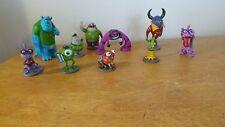 Disney Pixar - Monsters University - PVC Figure Set