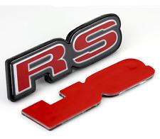 Logo Rs Honda Decal Emblem Badge Fit Jazz Civic Jdm Genuine Parts Rear Fits 2012 Honda Civic