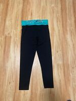Victoria Secret Pink Ultimate Yoga Leggings Tight Pants Women's Size M Black