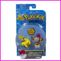 TOMY Pokemon T18865 PIKACHU & HOOPA CONFINED