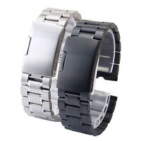 Stainless Steel Metal Watch Strap Band for Motorola Moto 360 1st Gen Smart Watch