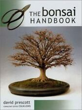 DAVID PRESCOTT - The Bonsai Handbook - HARDCOVER ** Very Good Condition **