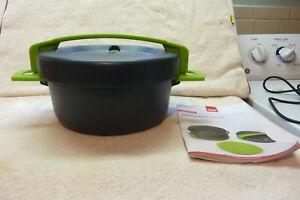 Kuhn Rikon Duromatic Micro- Microwave Pressure Cooker- Green
