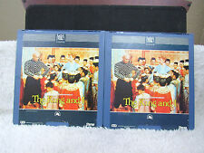 CED VideoDisc The King and I (1956) Rodgers & Hammerstein's Part 1/2, 20th Cent
