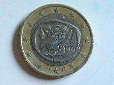 RARISSIMA - 1 EURO GRECIA - 2005