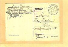 FZ / DOCKWEILER ü Daun, 1945/6 + 2 versch. Hoch-Ra2 auf 2 Karten