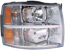 Chevy Silverado Head Lamp Assembly Right Passenger Side 15912784 Dorman 1591941