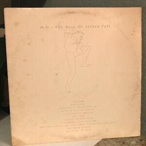 "JETHRO TULL - M.U. The Best Of (CHR 1078) - 12"" Vinyl Record LP - VG+"