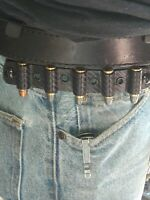 Kydex Revolver Ammo belt Attachment for Xtra Ammo 22 caliber to 44 Magnum /& 410
