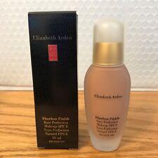 Elizabeth Arden 1 Oz Flawless Finish Bare Perfection SPF 8 Makeup Honey 27 - E17