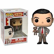 Pop Television 592 Mr. Bean Funko figure 44954
