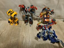 Transformers toy figures Lot Of Four See Pictures