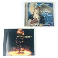 Lot of 2 Mannheim Steamroller Christmas CDs - The Christmas Angel - 1990s