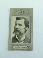 1901 Cigarette Card American Tobacco Company ATC Australian Parliament Millen